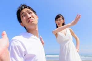 離婚をしたくない人は、心の中に「自分ゾーン」と「彼ゾーン」のバランスをしっかりとって離婚回避しよう!