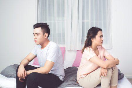 夫婦仲が悪い夫婦の特徴は、会話なし、喧嘩する、親と仲良しの3つ